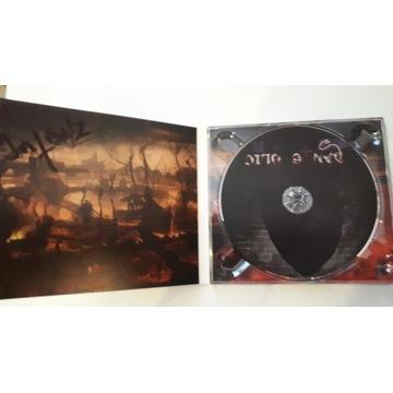 Intruz - Dante ulic, płyta z autografem artysty
