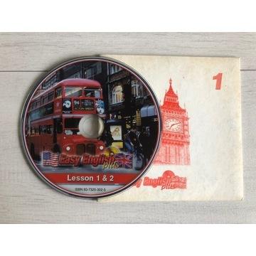 Easy English plus kurs angielskiego CD