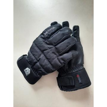 Rękawice  narciarskie Hestra rozm 10-12 lat