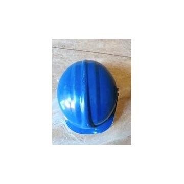 Kask ochronny BHP Niebieski