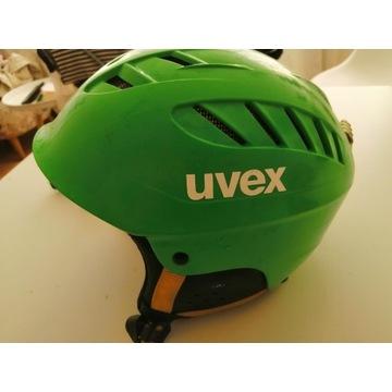 kask narciarski UWEX dziecięcy