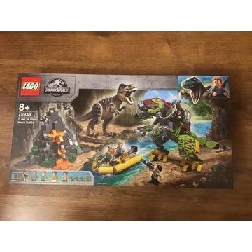 Lego Jurassic World 75938 Kraków śląskie opolskie