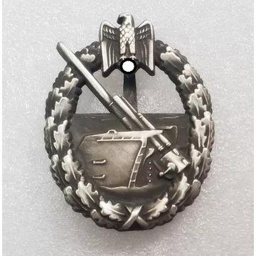 WW2 Niemiecka Odznaka Artylerii Przybrzeżnej