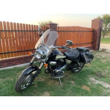 Motocykl Chopper Keeway Cruiser 250