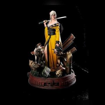 KUPIĘ Geralt Ronin i Ciri z Kistune
