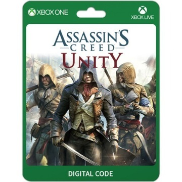 Assassin's Creed: Unity  Xbox One  KLUCZ  AUTOMAT