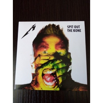 Metallica- Spit Out The Bone- Promo CD