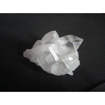 Kwarc - kryształ górski - zrosty