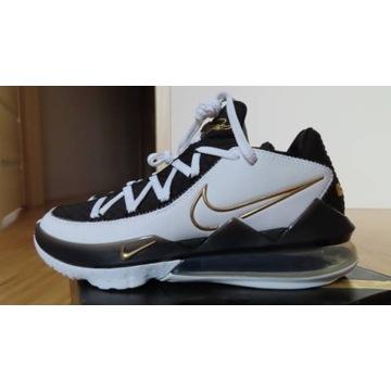 buty do koszykówki Nike LEBRON XVII LOW Sheriff