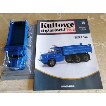 TATRA 148 Kultowe Ciężarówki z epoki prl-u.