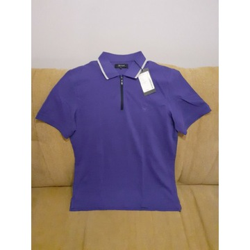 Koszulka polo męska granatowa XL nowa Bytom