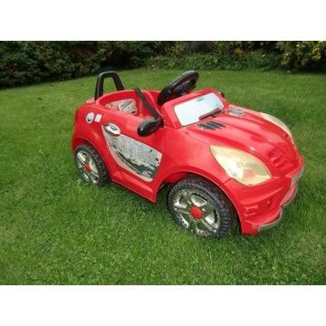 Samochód elektryczny auto akumulator 2x4,5Ah 6V