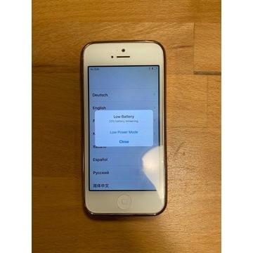 iPhone 5 - stan idealny