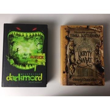 Książki - Miasteczko Darkmord, Niezwykłe przyg...