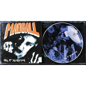 Madball Ball of Destruction NYHC Agnostic Dmize
