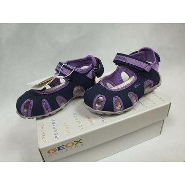 Sandałki dziecięce GEOX rozmiar 30 wkładka 20cm