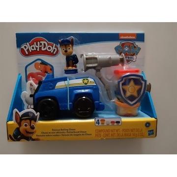Ciastolina Play-Doh Psi Patrol Chase E6924