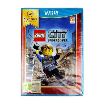 LEGO City: Undercover | Wii U | Selects | Nintendo