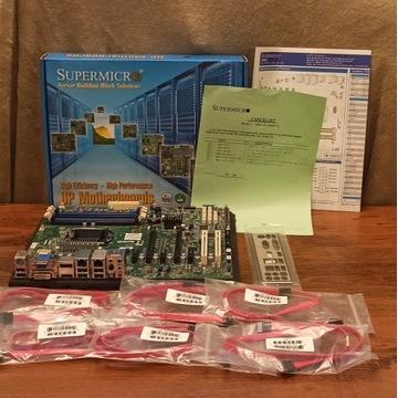 Płyta Supermicro X10SAE do Xeon E3-1200 z WADĄ