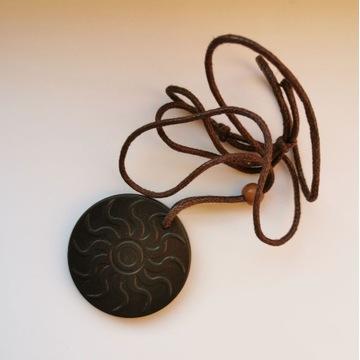 Medalion skalarny quantum pendant test geigera