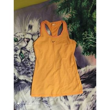 Koszulka bokserka nike m 38 pomarańcz