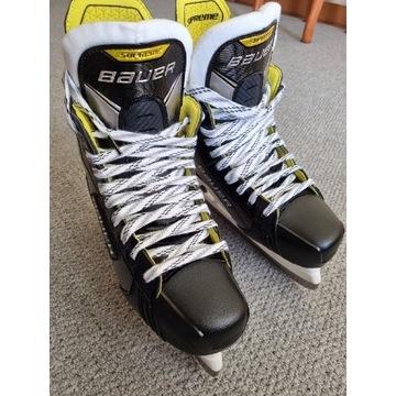 Łyżwy hokejowe Bauer Supreme 3S Sr ,8.5/44/27,2