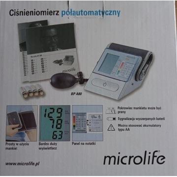 Ciśnieniomierz naramienny MICROLIFE bez mankietu