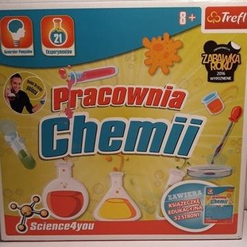TREFL Pracownia Chemii Science4you
