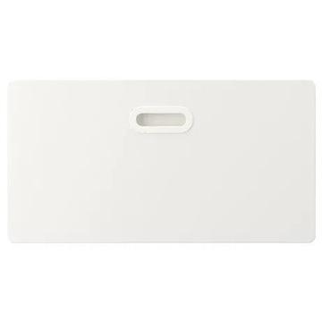 IKEA Front szuflady Fritids biały 60x32cm Stuva