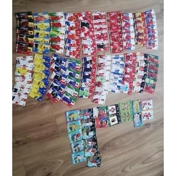 100 kart limited euro uefa 2020 karty piłkarskie