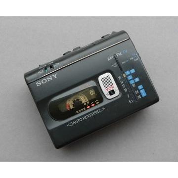 SONY Recorder z radiem, dobry tuner radiowy
