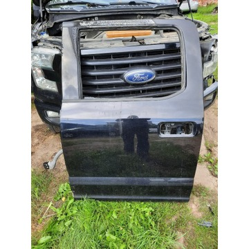Ford F150 Drzwi lewy tyl 2015-2018