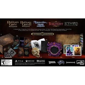 Beamdog Ultimate Collection BG, ID, NWN, PT na PS4