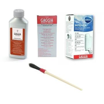 Zestaw GAGGIA Odkamieniacz Tabletki Filtr