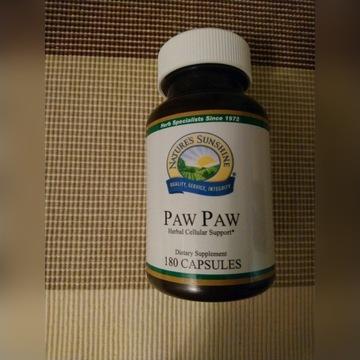 Paw Paw  Nature's Sunshine 180 kapsułek