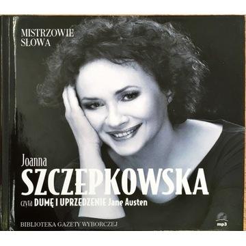 Joanna Szczepkowska Duma i Uprzedzenie AUDIOBOOK