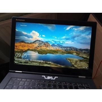 Lenovo yoga 2 pro / ultrabook / dotykowy