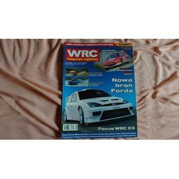 WRC Magazyn Rajdowy nr 20 18 kwietnia 2003