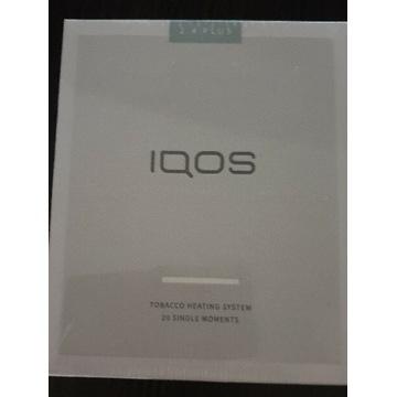Iqos 2.4 Plus Nowy biały