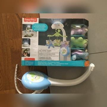 Karuzela projektor fisher price