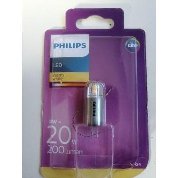 Led G4 Philips 2w=20w 2700K