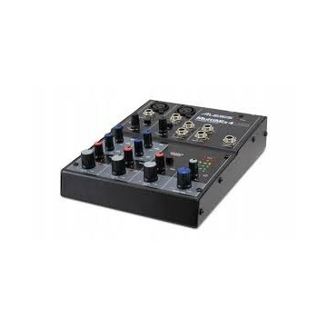 ALESIS MultiMix 4 mikser z interfejsem USB Phantom