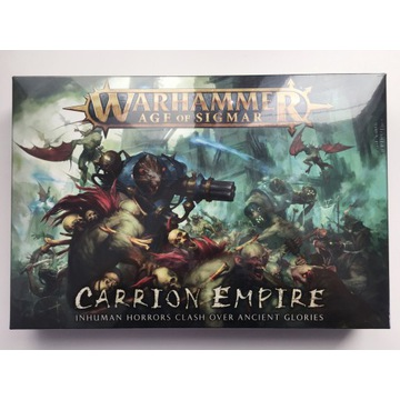 Carrion Empire - Warhammer Age of Sigmar - Unikat