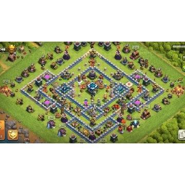 Konto clash of clans 180lvl