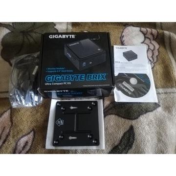 Gigabyte Brix N3160 8GB Ram 120SSD W10 Gwarancja
