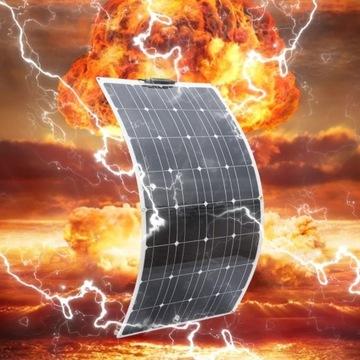 Solar panel słoneczny ogniwo fotowoltaiczne 80 W