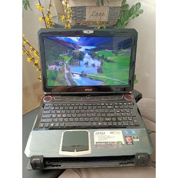 Laptop gamingowy MSI GT660