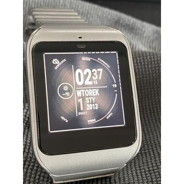 Sony Smartwatch 3 SWR50 metalowa bransoleta