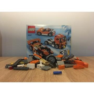 LEGO Creator 31017 - Słoneczny śmigacz