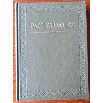 PAN TADEUSZ - Adam Mickiewicz ilustr. Andriolli